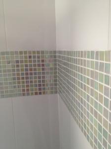 Pastilha e Azulejo do Banheiro da Menina.