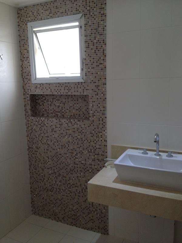 Obras  Brutha Construção e Incorporação  Página 2 -> Banheiro Com Pastilha E Nincho